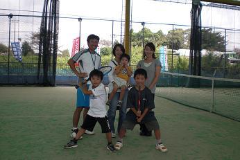 09.9.22テニスの日のJrたち②