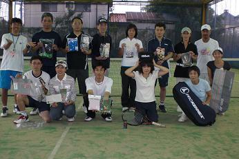 09.9.22テニスの日の大人の部