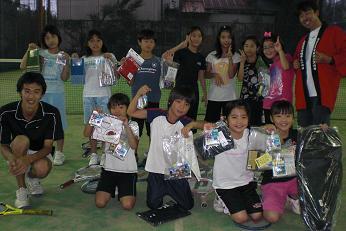 09.9.23テニスの日のJrたち②
