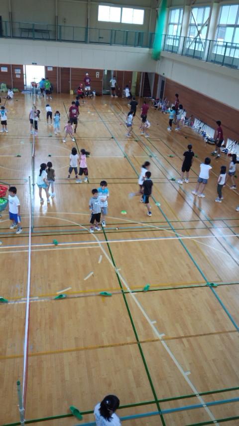 2013Jrテニスキャンプ2