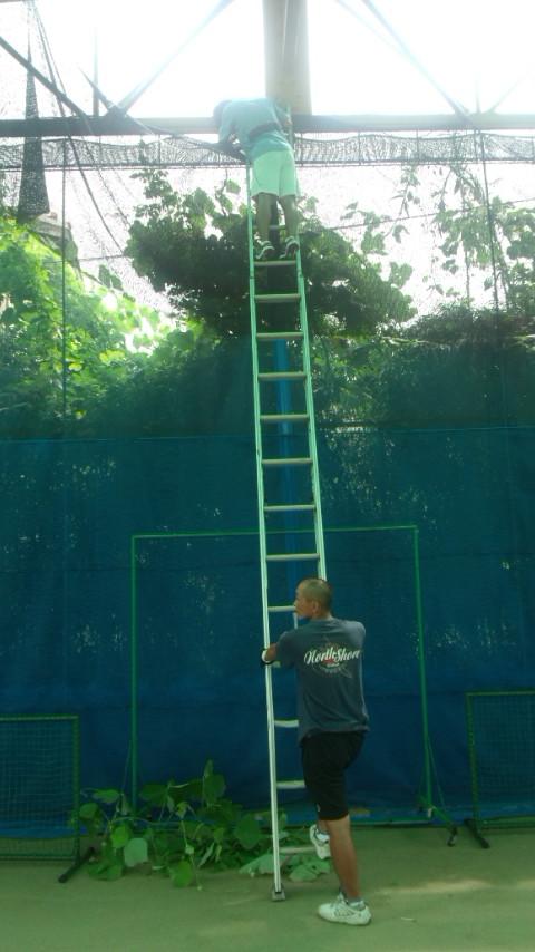 1309村沢コーチはしご3