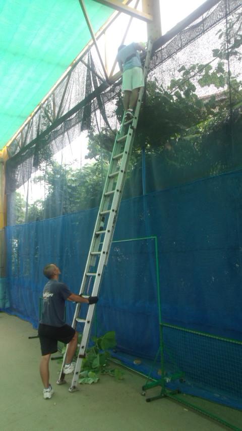 1309村沢コーチはしご2